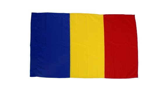 Drapel România Mediu Pentru Exterior