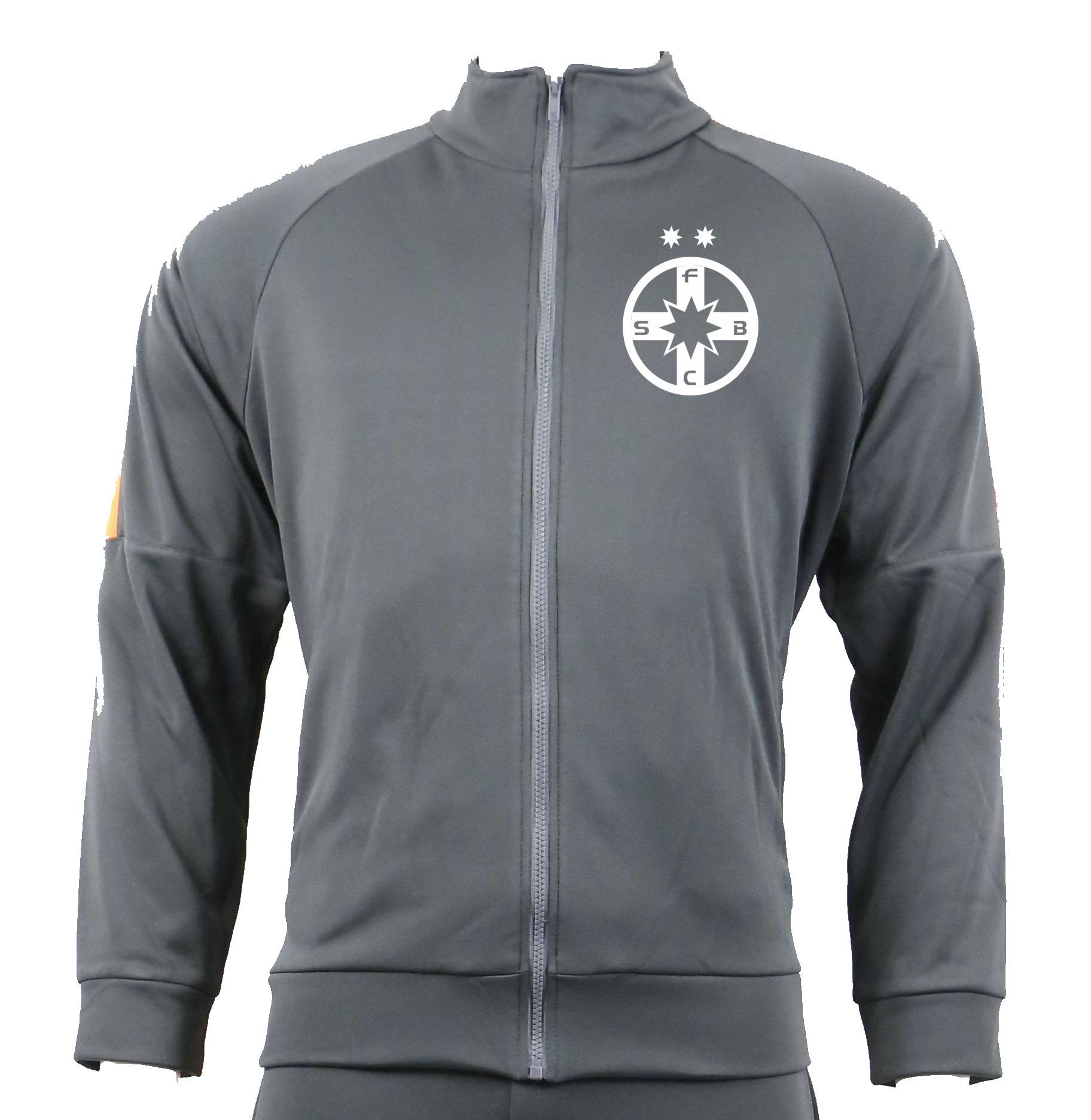 Bluza trening adulti produs sub licenta FCSB