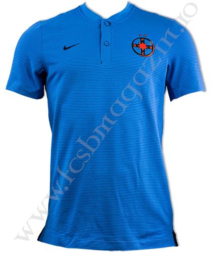 Tricou prezentare albastru STAFF produs sub licenta Fscb
