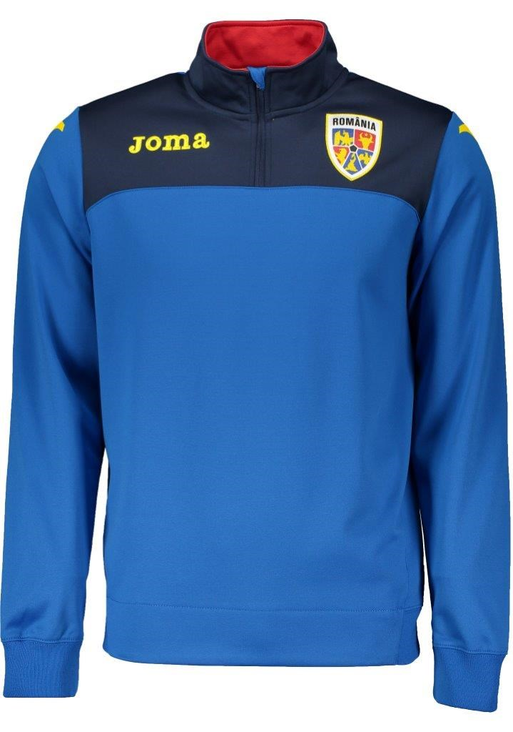Jacheta Antrenament Albastru Romania