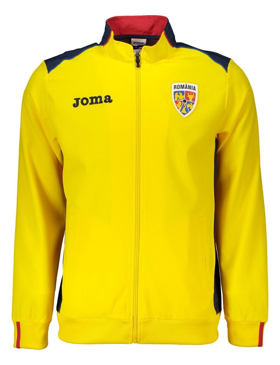Jacheta Prezentare Galben Romania