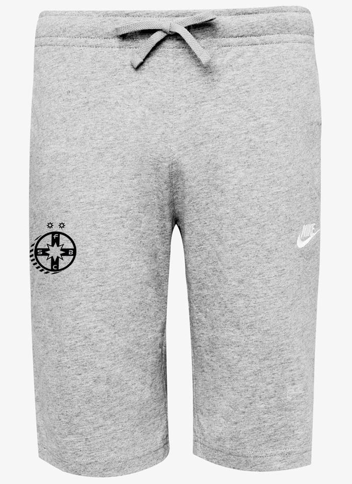 Pantaloni Scurti FCSB Nike Gri produs sub licenta FCSB